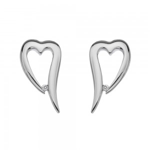 Hot Diamonds Lingering Earrings