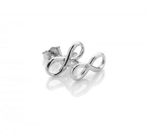 Hot Diamonds Infinity Earrings