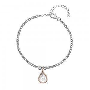 Hot Diamonds Faith Bracelet