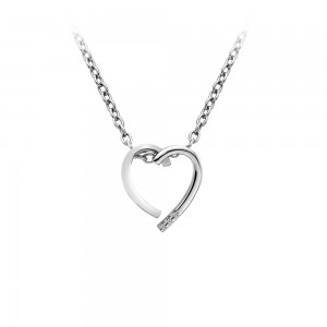 Hot Diamonds Glide Heart Pendant