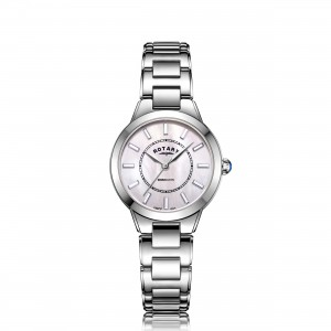 Rotary Ladies Kensington Swarovski Crystal Watch LB05375/07