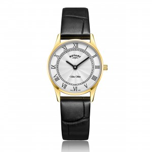 Rotary Ladies Ultra-Slim Watch LS08303/01