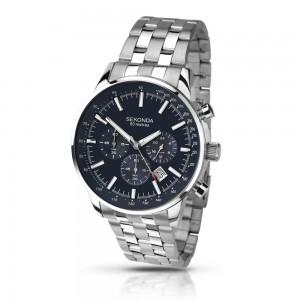 Sekonda Gents Chronograph Watch