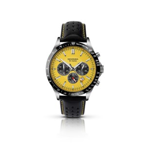 Sekonda Gents Aviator Chronograph Watch