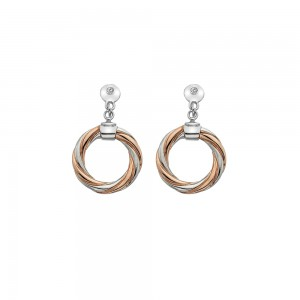 Hot Diamonds Breeze Earrings