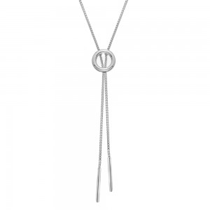 Circle of Trust - Love Lariat Necklace