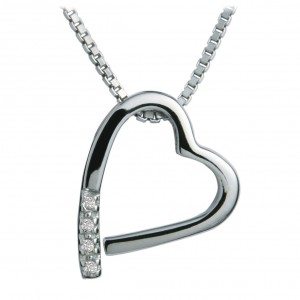 Hot Diamonds Memories Silver Pendant