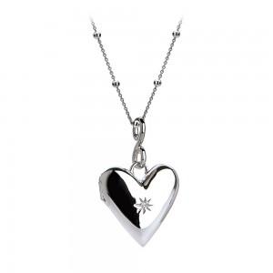 Hot Diamonds Spontaneous Heart Locket Pendant