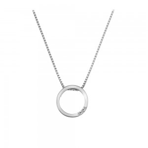 Hot Diamonds Halo Circle Pendant