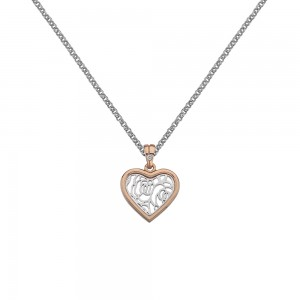 Hot Diamonds Faith Heart Pendant