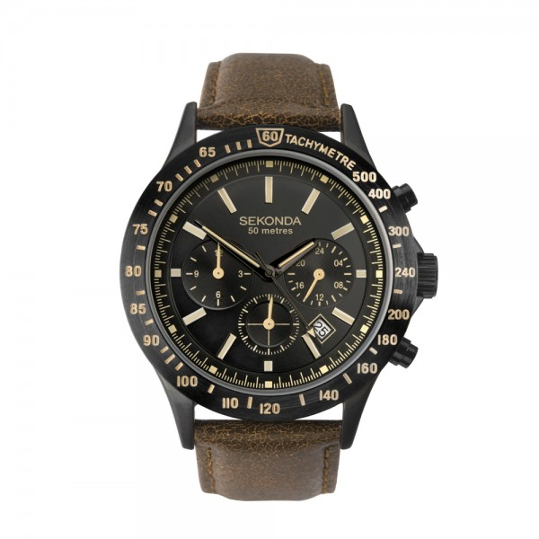 Sekonda Men's Chronograph Watch 1651