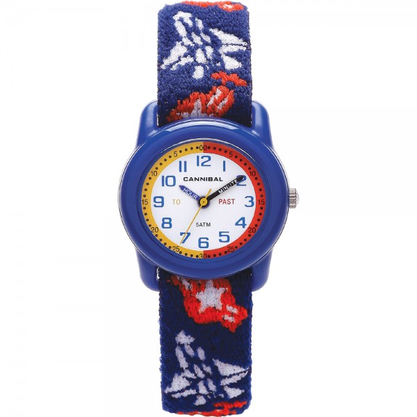 Cannibal Junior Time Tutor Watch CT254-05