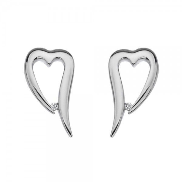 Hot Diamonds Lingering Earrings