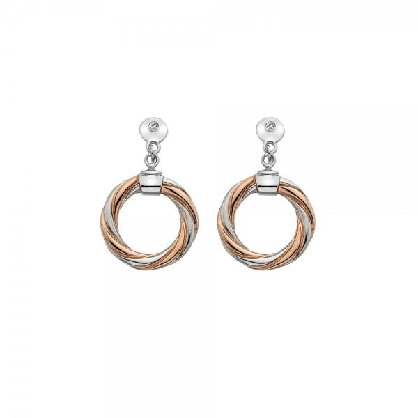 Hot Diamonds Breeze Earrings