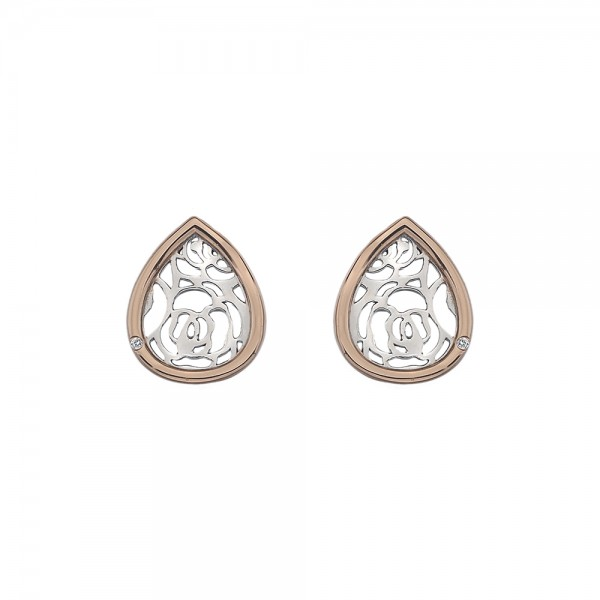 Hot Diamonds Faith Studs