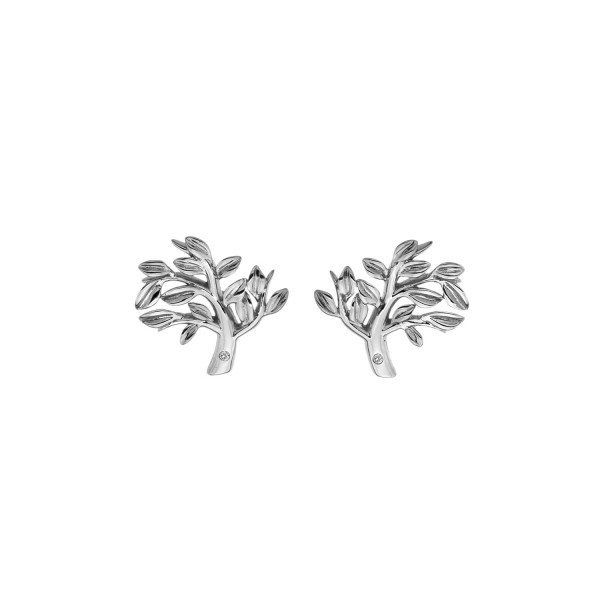 Hot Diamonds Passionate Stud Earrings
