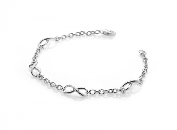 Hot Diamonds Infinity Bracelet