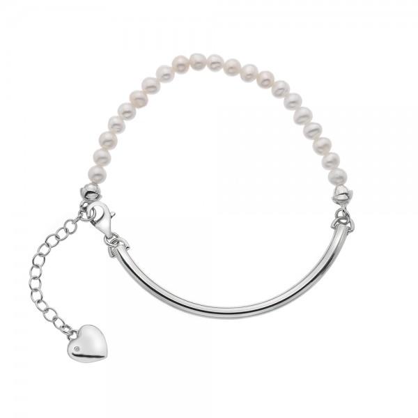 Hot Diamonds Festival Bracelet - Mother of Pearl