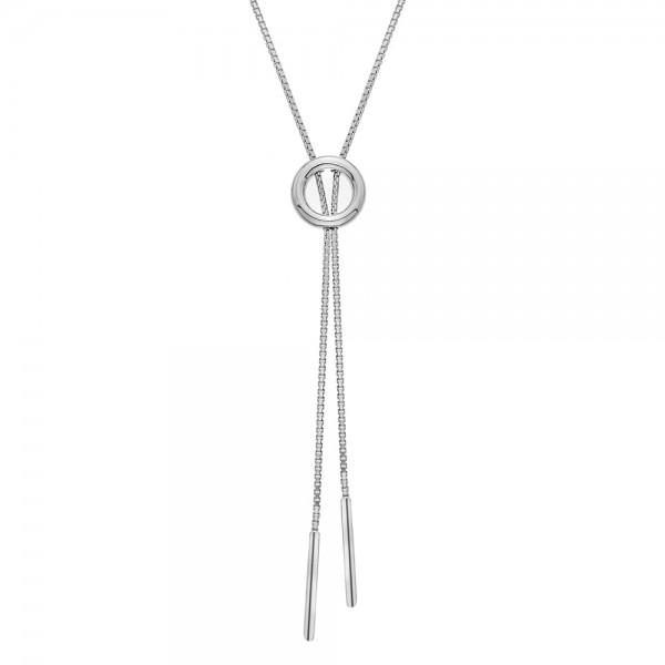 Circle of Trust - Love Lariat Necklace