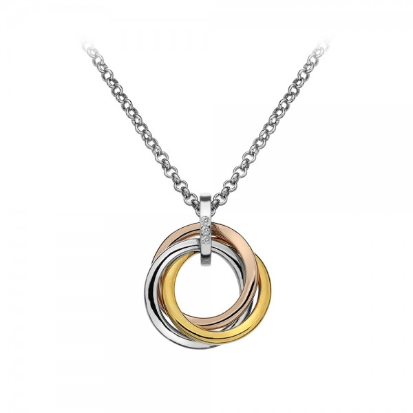 Hot Diamonds Trio Pendant