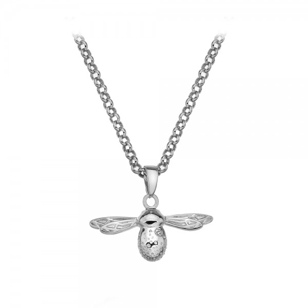Hot Diamonds Paradise Bee Pendant