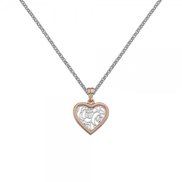 Hot Diamonds Faith Heart Pendant