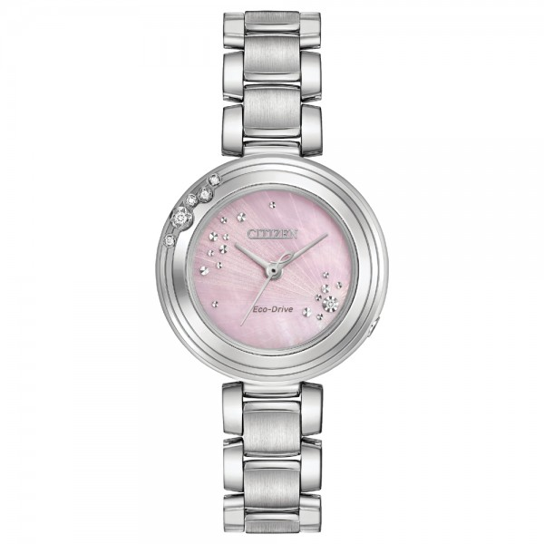 Citizen Ladies L Carina Eco-Drive Watch