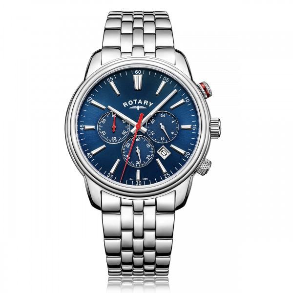 Rotary Men's Monaco Chronograph Watch GB05083/05