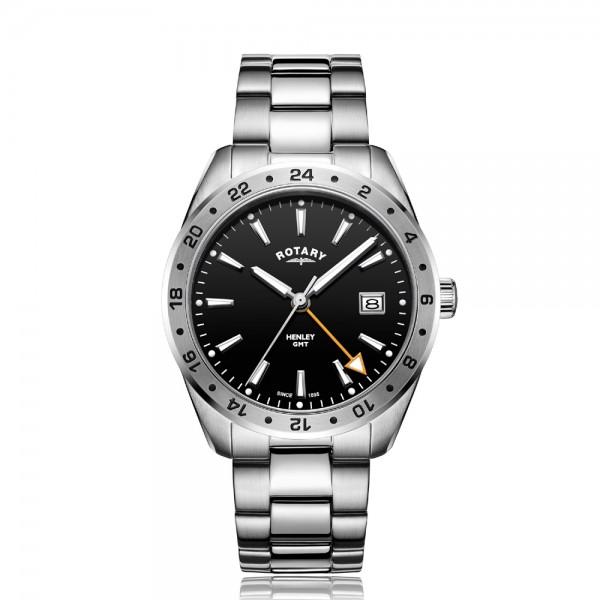 Rotary Men's Henley GMT Watch GB05295/04