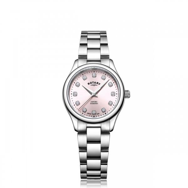 Rotary Ladies Oxford Diamond Watch LB05092/07D