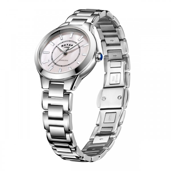 Rotary Ladies Kensington Swarovski Crystal Watch LB05375/07
