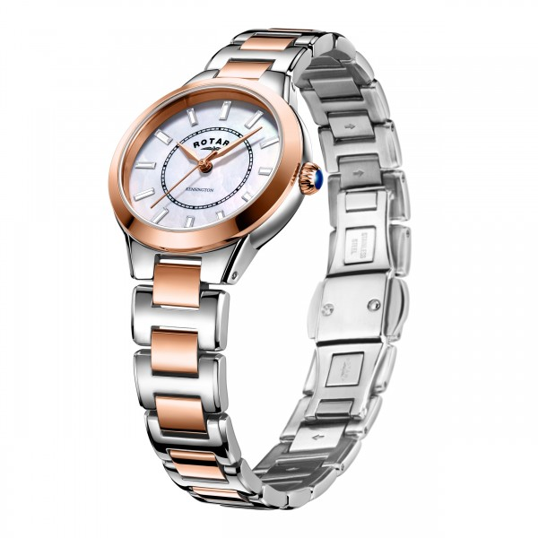 Rotary Ladies Kensington Swarovski Crystal Watch LB05377/41