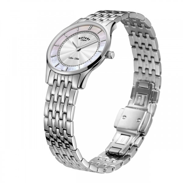 Rotary Ladies Ultra-Slim Watch LB08300/07